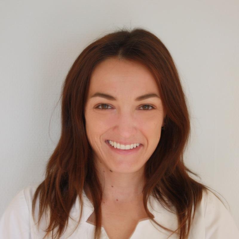 Bildet av tannlege Brigitta