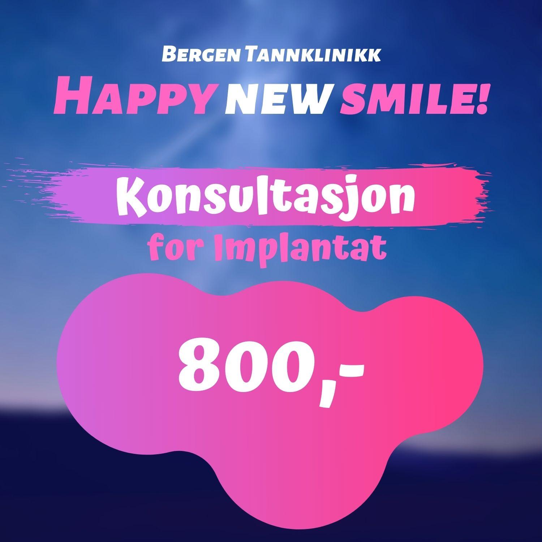 Implantat konsultasjon